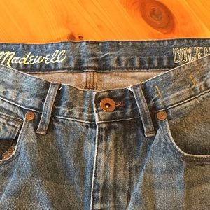 Other - 💥HOST PICK💥 Madewell boy jeans